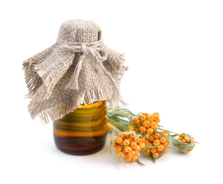 helichrysum essential oil for headaches