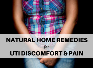 how to get rid of uti home remedies