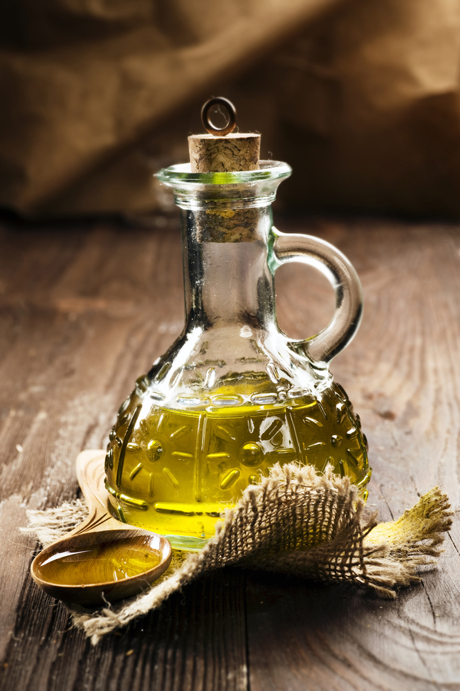 home remedies for a ear infection with olive oil