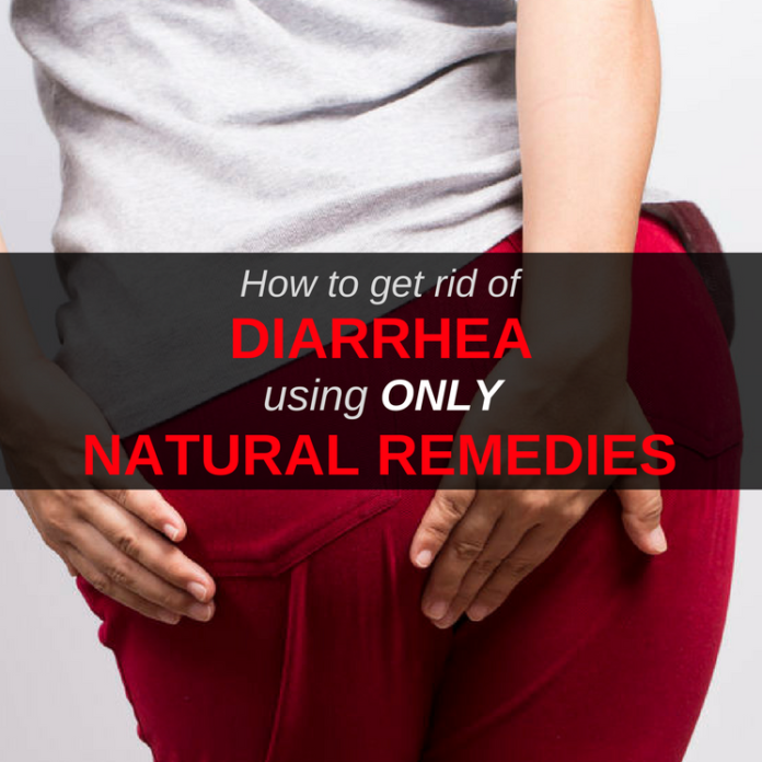 How To Get Rid Of Diarrhea Fast Naturally