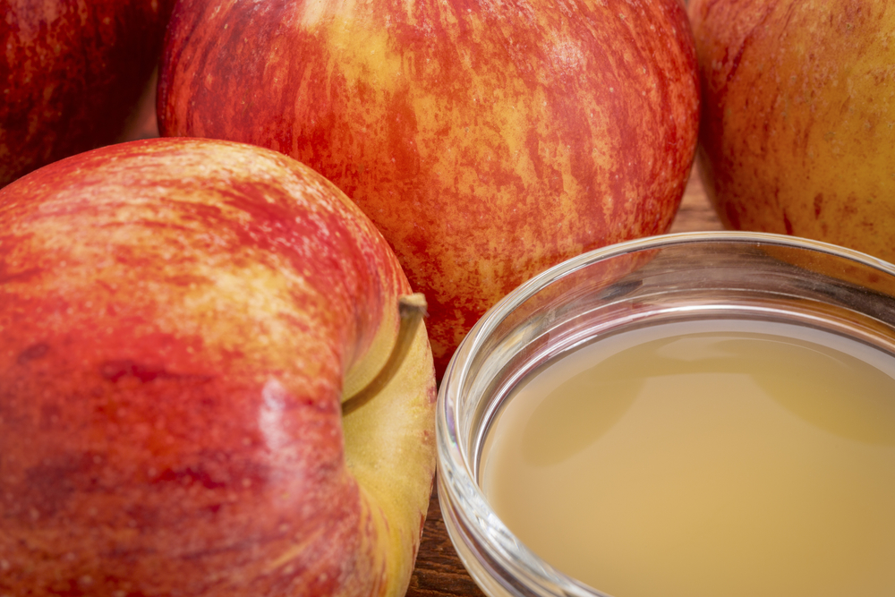 home remedies for strep throat with raw apple cider vinegar