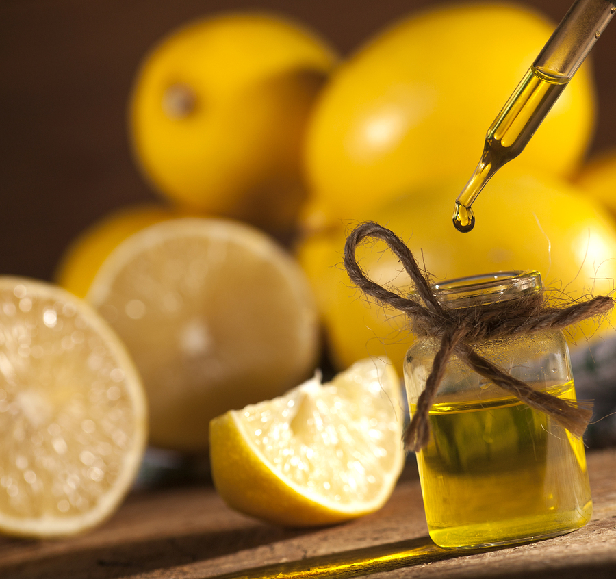 how to get rid of athlete's foot with lemon essential oil