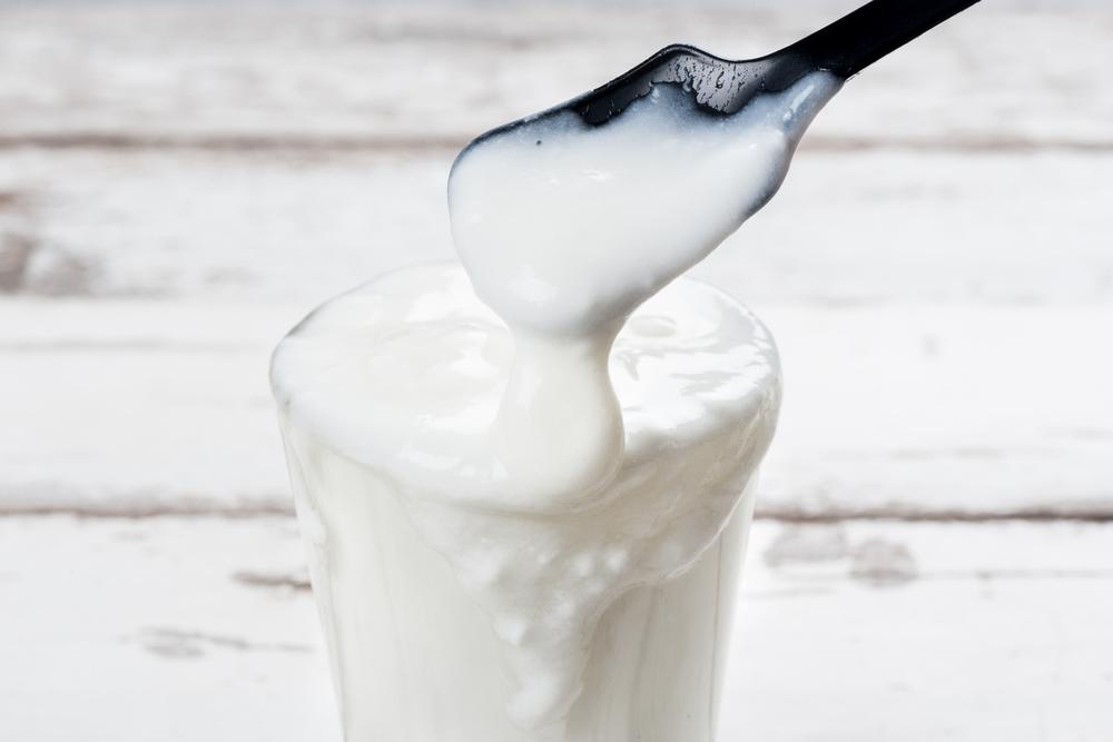 how to get rid of diarrhea with yogurt