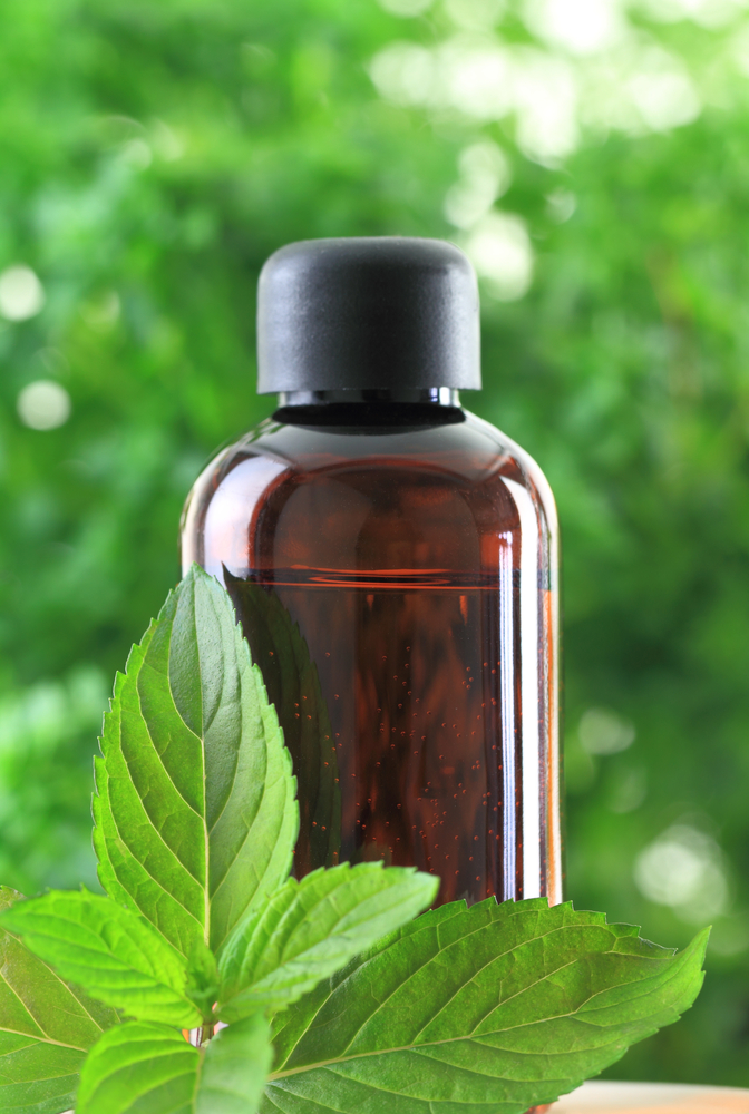 peppermint essential oil for cold sore