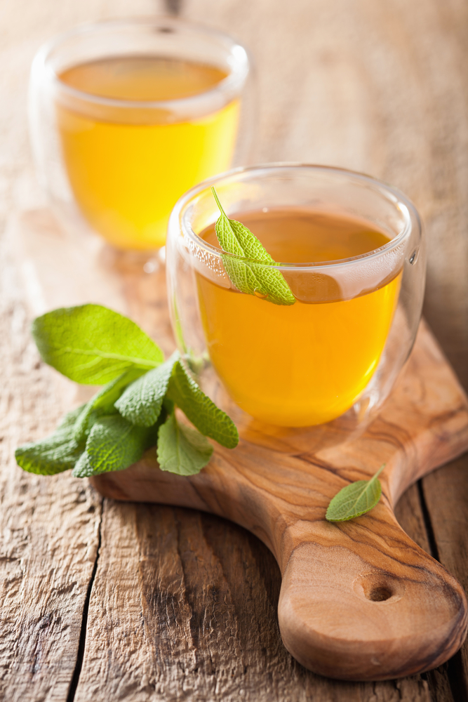 sage tea home remedies for strep throat