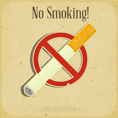 stop smoking - ear infection