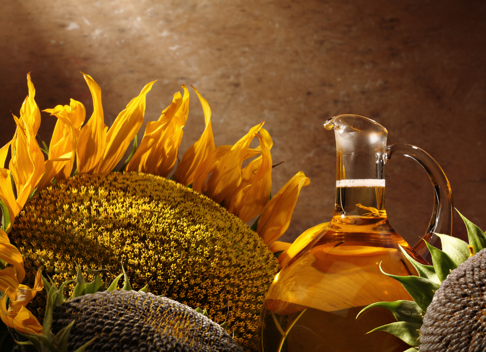sunflower oil - how to get rid of strep throat