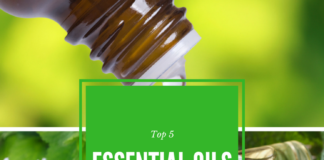 top 5 essential oils for cold sores