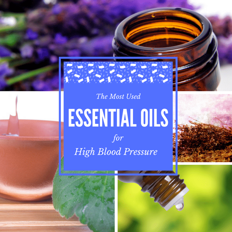 Essential Oils for High Blood Pressure: How to Use and What to Avoid