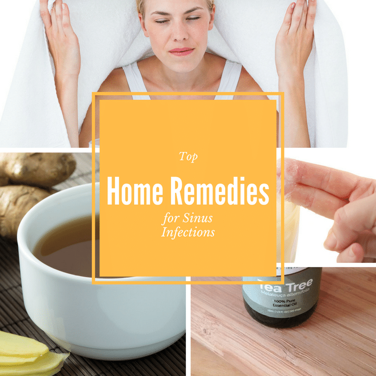 9 Home Remedies for Sinus Infection That Help to Get Rif of It Fast