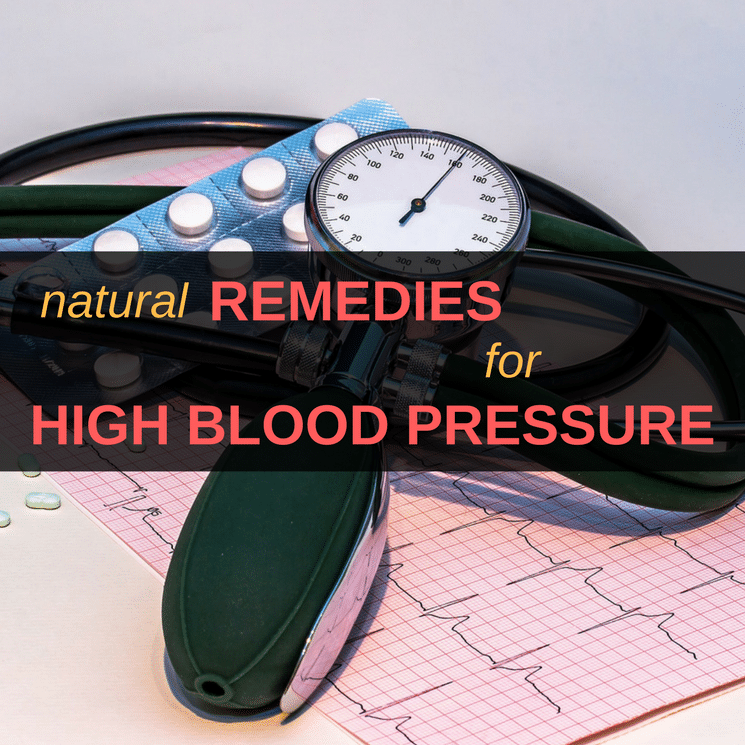 10 Home Remedies for High Blood Pressure & How to Lower It